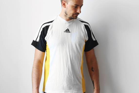 Vintage Adidas EQT t shirt / Adidas Equipment Sport Tshirt