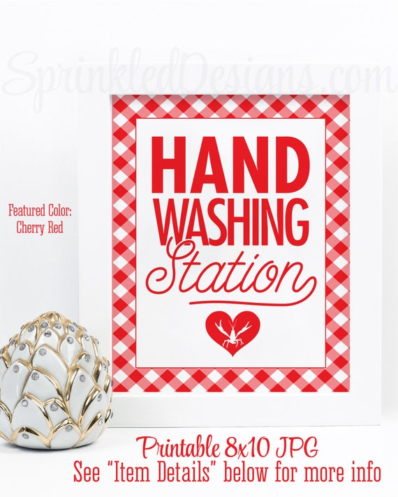 picture relating to Printable Hand Washing Sign known as Crawfish Boil Decorations, Hand Washing Station Indication, Crawfish Decor, Commencement Crawfish Boil Decor, Printable Crawfish Boil Get together Indicator