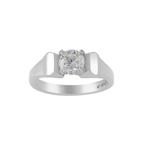 b275a54a9fa80 Farrier nail stone set ring