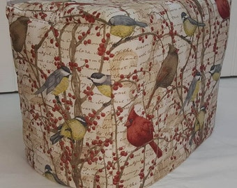 Birds & Berries Toaster Cover