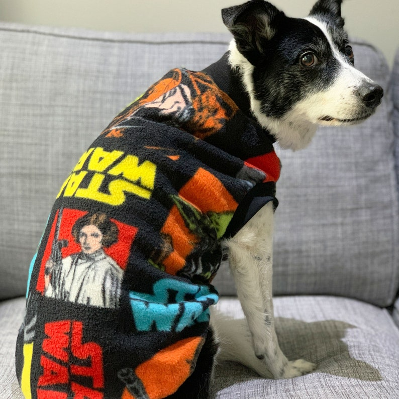 Star Wars Dog Turtleneck / Dog Hoodie image 0