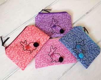 Unique-Gift-for-Animal-Lover, Gifts-for-Girls, Gift-Ideas-for-Girls, Gift-for-Animal-Lover, Gifts-for-Kids, Unique Embroidered Purse