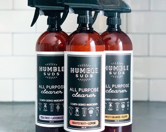 All Purpose Cleaner - 32 oz All Natural