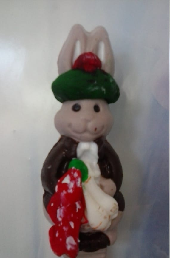 Benjamin Bunny Candy Cake Topper-Perfect For Peter Rabbit ...