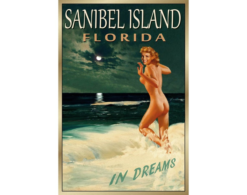 Nude sanibel island