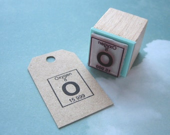 Periodic table stamp etsy oxygen rubber stamp oxygen stamp periodic table rubber stamp periodic table stamp oxygen symbol stamp oxygen symbol oxygen element urtaz Image collections