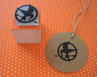 The Hunger Games Stamp. Mockingjay Stamp. The Hunger Games. Mockingjay. Catching Fire. Katniss Everdeen. Peeta Mellark. Suzanne Collins Book