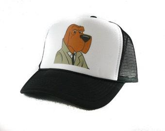 Tiger beer Trucker Hat mesh hat snapback hat royal blue new Vintage style