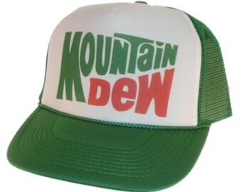 Mountain Dew Logos Vintage Soda POP15-1 Precut Bottle cap Images Magnets Jewelry