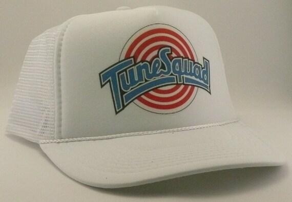 Tune Squad Trucker Hat Mesh Hat Snapback Hat new adjustable  3f7eda9f86cc