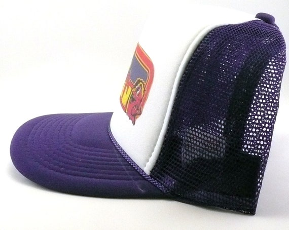 1fbd488f008 Ms. Pac-Man Trucker Hat Mesh Hat Snapback Hat new adjustable