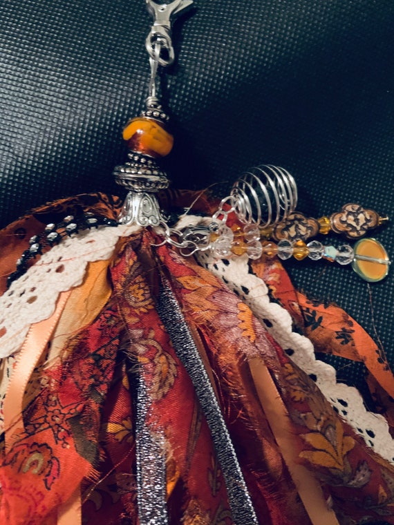 Boho Tassel With Essential Oil Diffuser