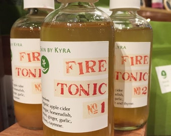 Fire Tonic immune booster banishes winter colds and flu