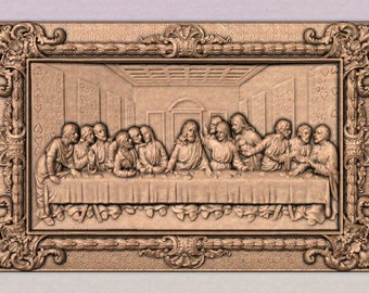The last supper the carved wooden gothic altarpiece in st