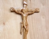 Crucifix Wooden Crucifix,...