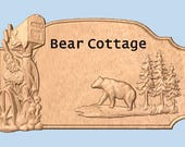 Bear Cottage Outdoor Addr...