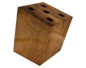 Dark Brown Scissor Case -...