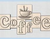 Coffee Sign, Coffee Cup, ...