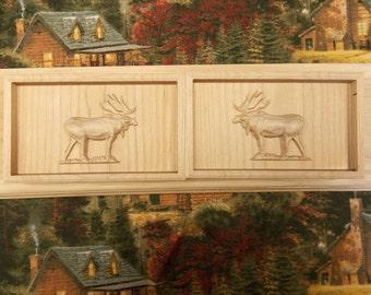 Moose Shelf Brackets, Wood Shelving Brackets, Wood Wall Art, Wood Brackets, Shelf Wood Corbel, Brackets for Floating Shelf, CNC Wood Bracket
