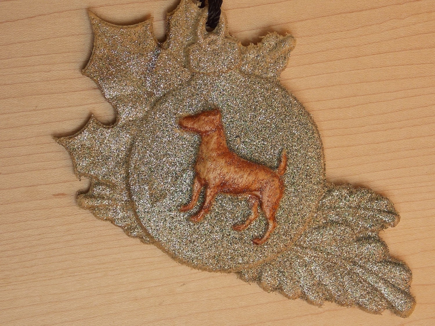Jack Russell Terrier Ornament Christmas Ornament Dog   Etsy