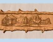 Rustic Cabin Decor Deer ~...