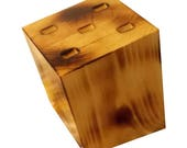 Burnt Pine Scissor Case H...