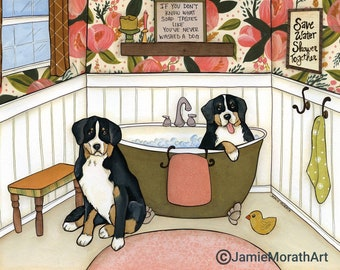 BERNESE DOG ORIGINALS