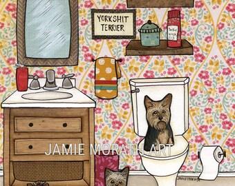 Yorkshit Terrier
