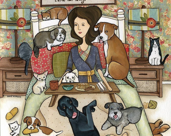 She Believed she could so she did... she saved every animal that came her way. Chihuahua, shih tzu, schnauzer, cat,cattle dog, jack Russell