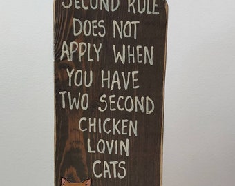 Chicken Lovin Cat House