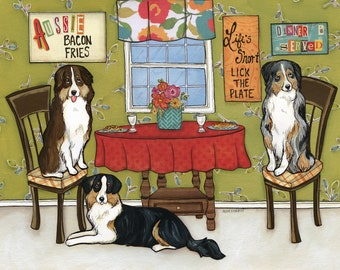 AUSTRALIAN SHEPHERD ORIGINALS