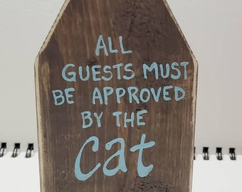 All Guests Cat House