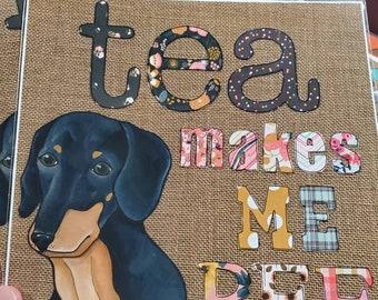 DISCOUNTED Tea Makes
