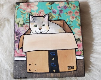 Box Cat ORIGINAL