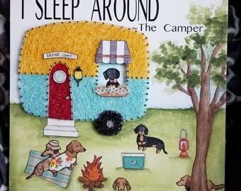 I SLEEP AROUND ~The Camper