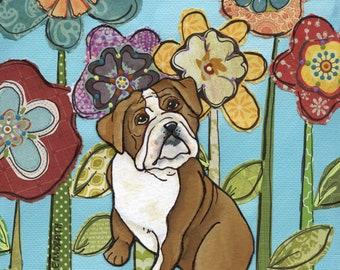 Lovin Bulldog
