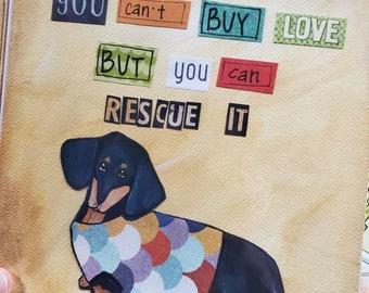 DISCOUNTED Rescue a Weenie