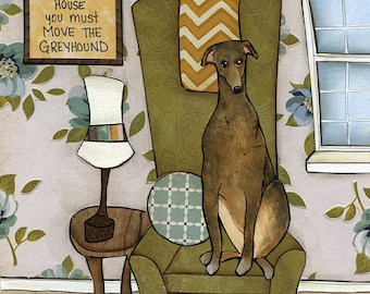 Move the Greyhound