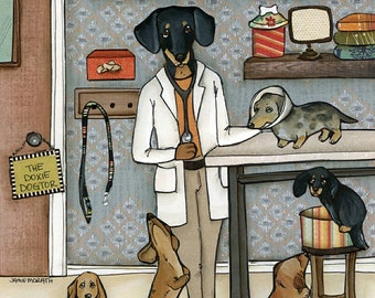 The Doxie Dogtor