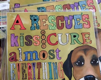DISCOUNTED Rescue Kiss