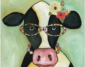 Cow Janice