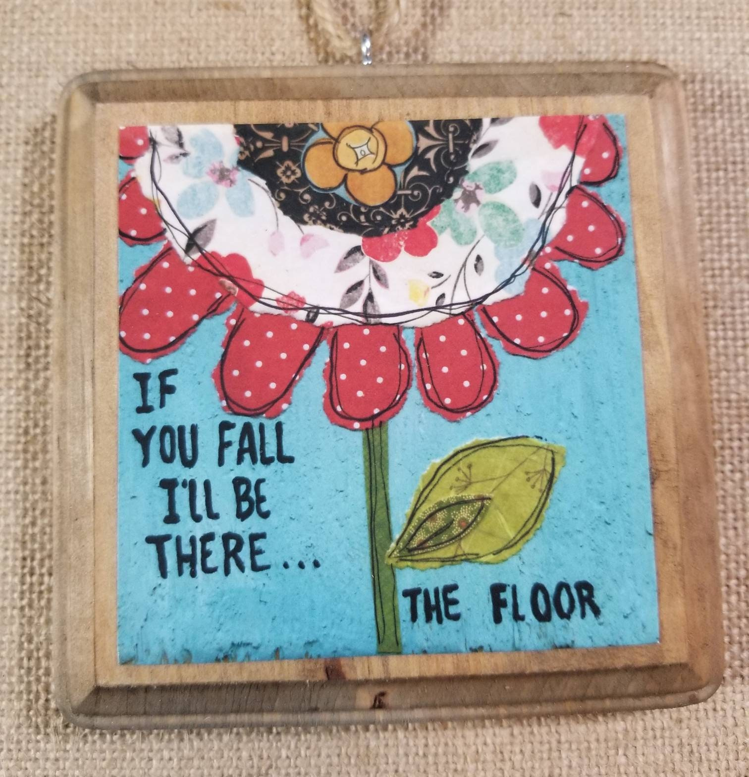 The Floor, If you fall I\'ll be there, the floor, funny ...