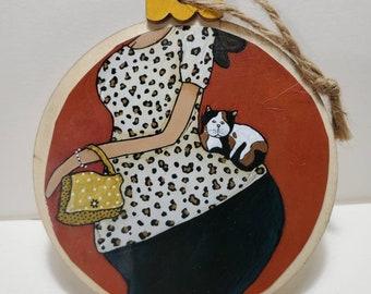 Catwalk ornament