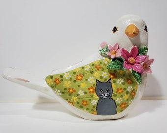 Spring Cat Bird
