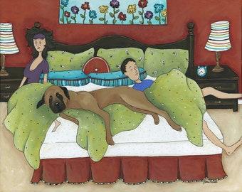 Bed Hog, Mastiff