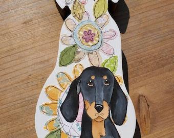 Dachshund Dog #1