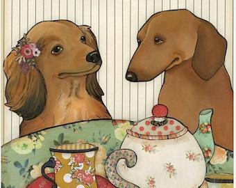 Together Tea, wall art