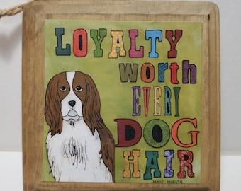 Loyalty ornament