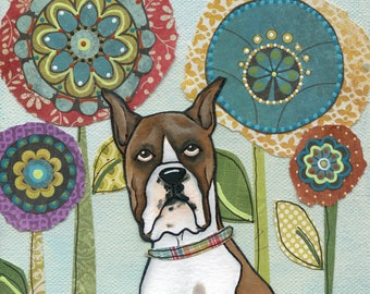 DISCOUNTED Brown Boxer