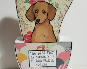 Doxie Cup